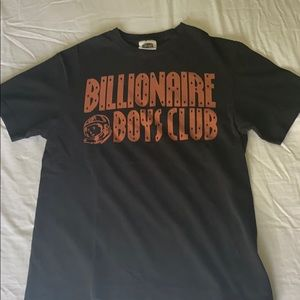 Billionaire Boy's Club men's tee shirt